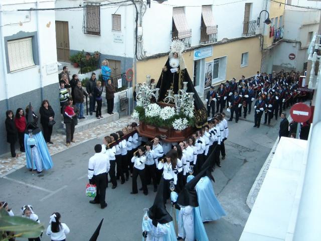Foto Semana Santa Macael