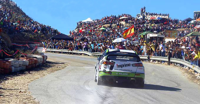 Foto Rally Subida del Marmol