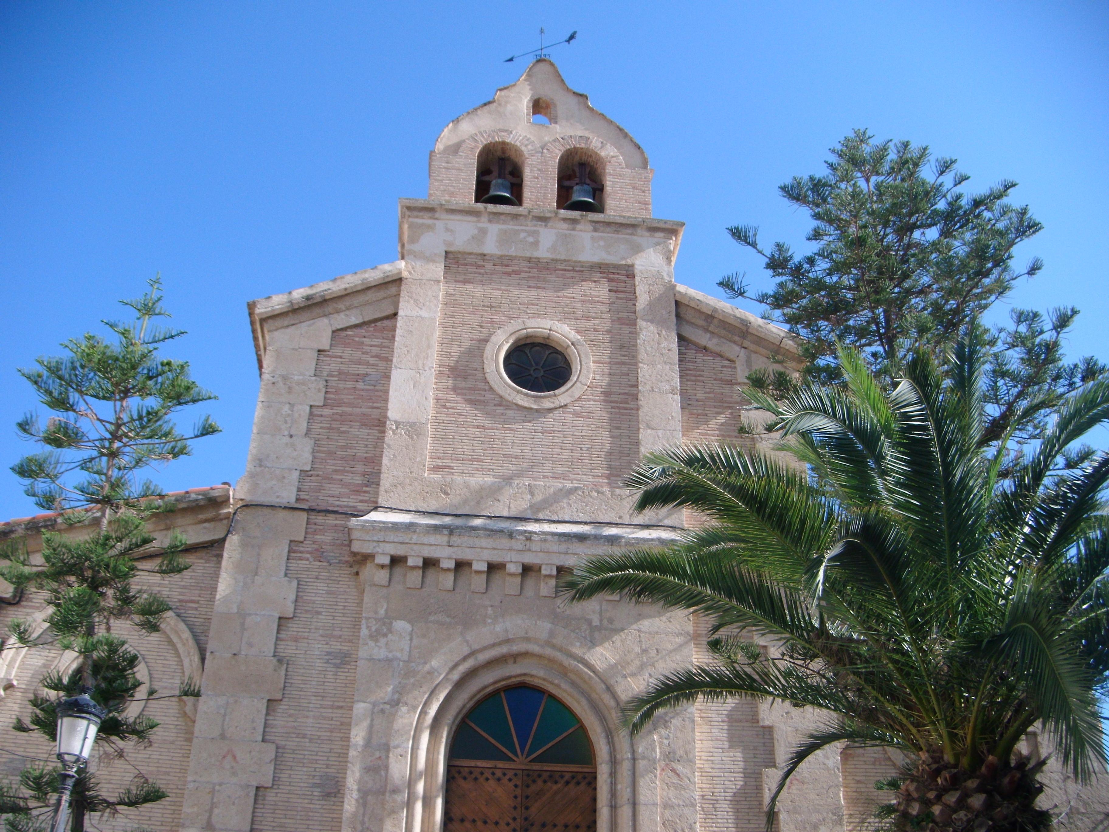 Foto iglesia Arboleas