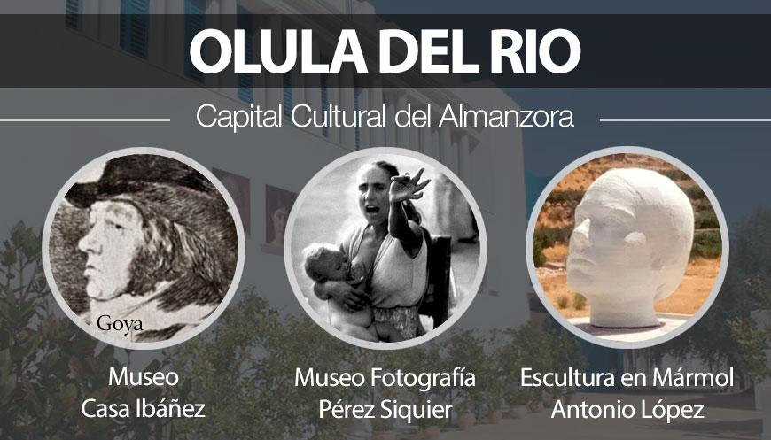 Capital cultural del Almanzora - Olula del Río (Almería)