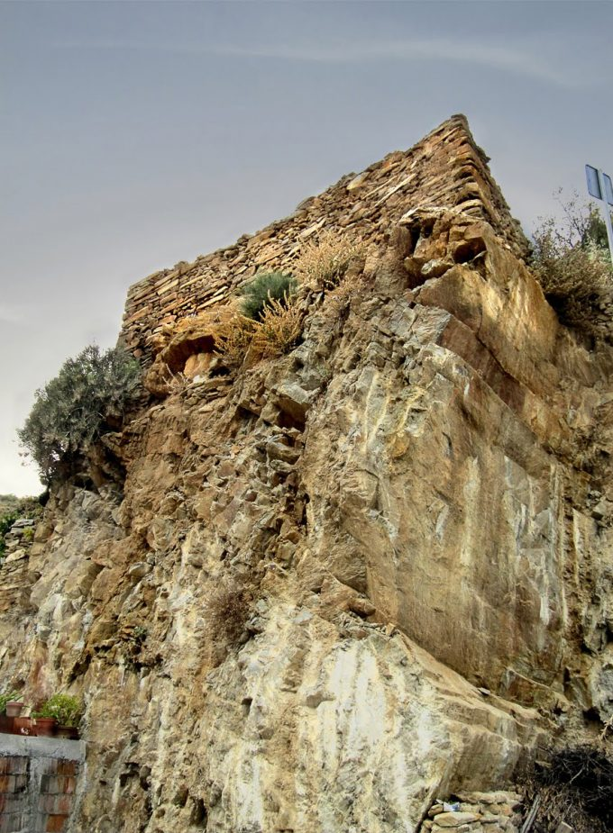 Castle of Laroya