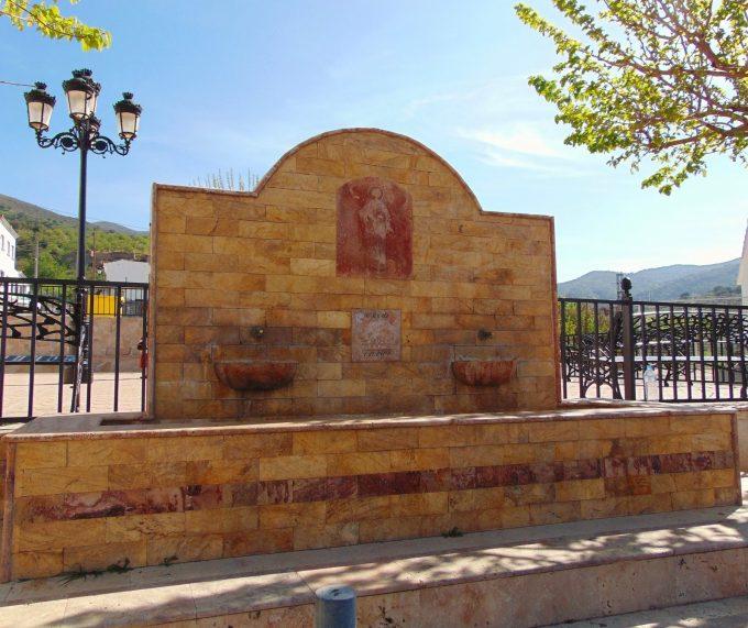 La Fuente de San Lorenzo