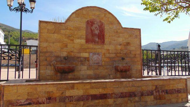 The fountain of San Lorenzo