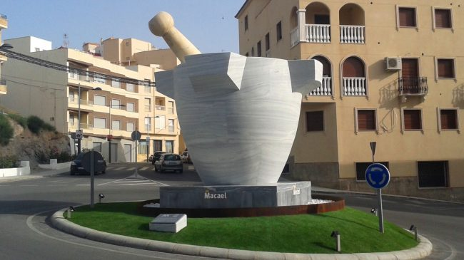 The world's largest mortar