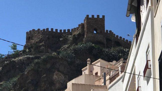 Escape to the Castillo de Sierro