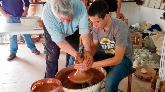Taller de Ceramica: Barro Terapia