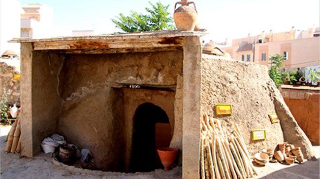 Discovering the artisans of Almanzora