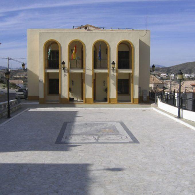 Ayuntamiento de Arboleas