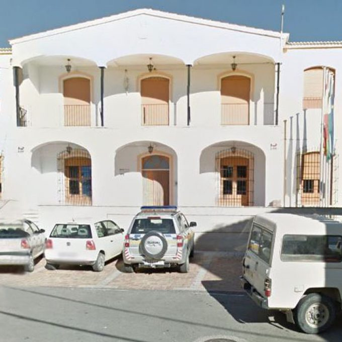 Ayuntamiento de Oria