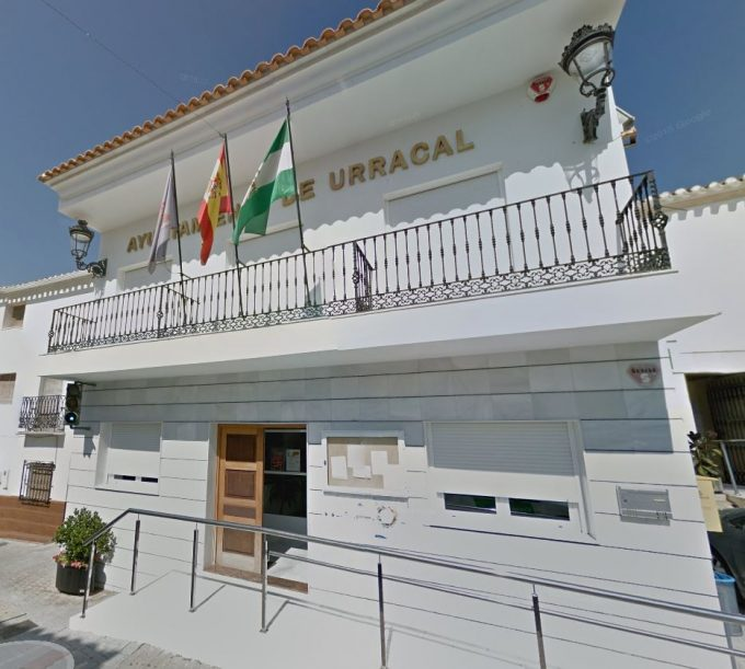 Townhall of Urracal