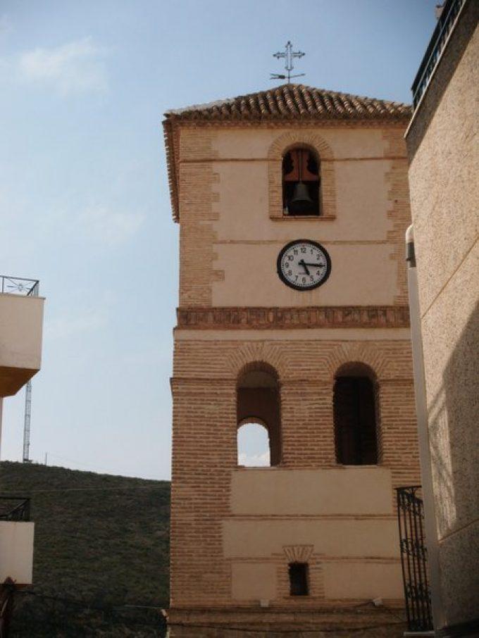Iglesia Parroquial Santa María del Rosario