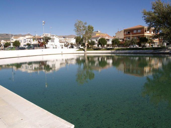 Pond of Cela – Tíjola