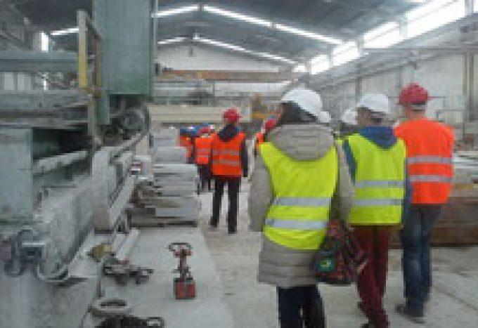 Visita Taller Artesania del marmol