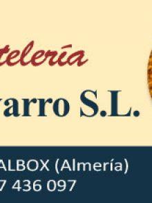 Pasteleria Productos Navarro