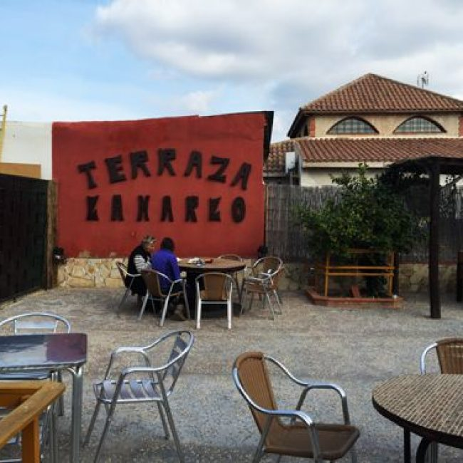 Terraza Lamarlo