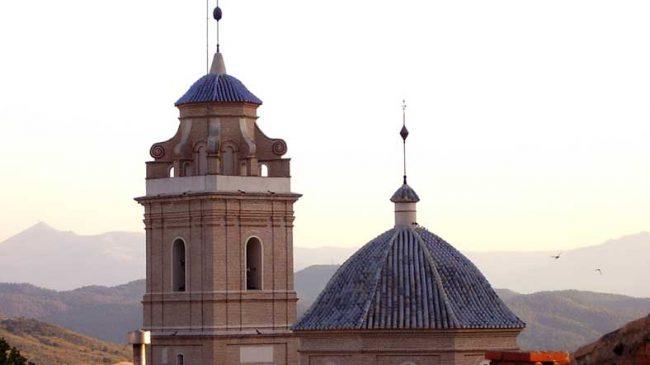 Iglesia-Basilica de Nuestra Señora de las Mercedes – Oria