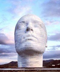 Escultura Mujer del Almanzora