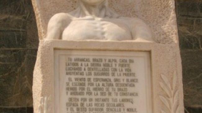 Monumento al Cantero