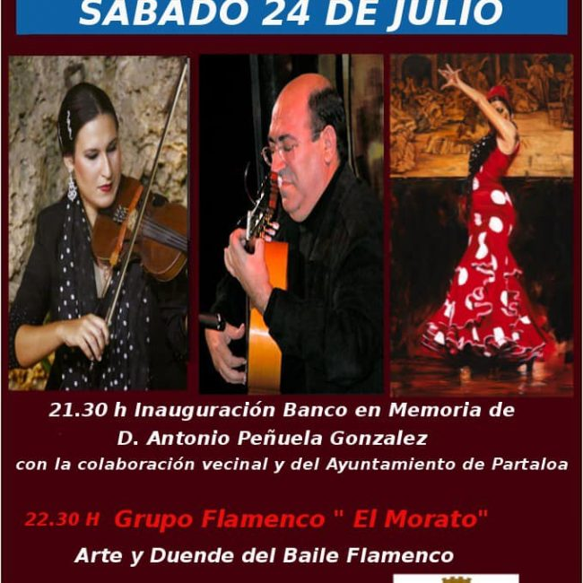Espectáculo Flamenco en Piedra Amarilla – Partaloa