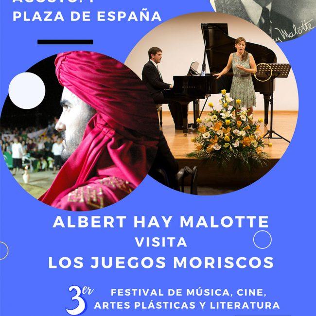 3er Festival Música, Cine, Artes Plásticas y Literatura – Purchena