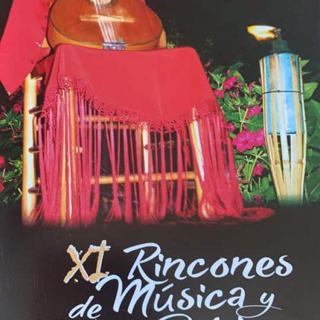 XI Rincones de Música y Palabra Oria 2021