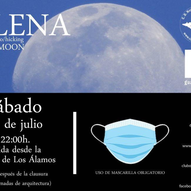 Senderismo Luna Llena -Full Moom- Oria