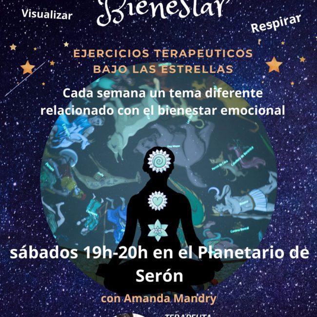 Planetario de Serón – Proyección de Películas 10 y 11 abril 2021