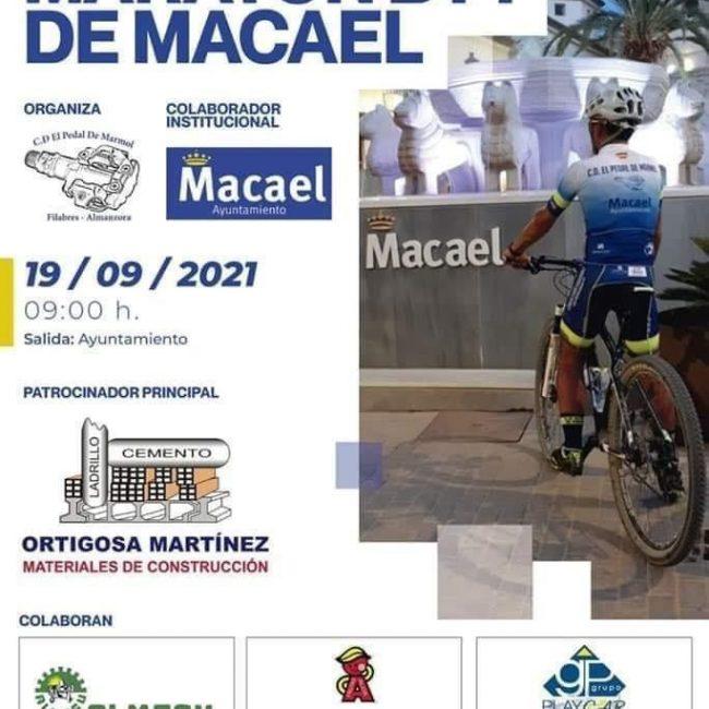 XI Maratón BTT de Macael