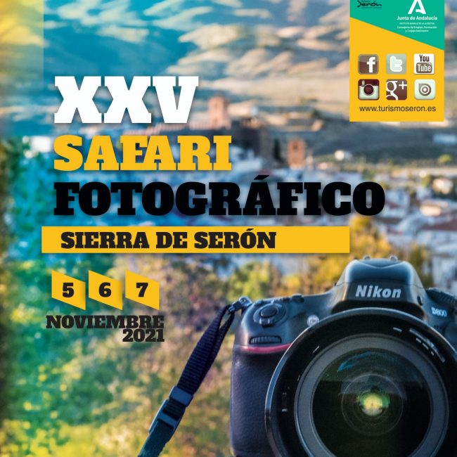 XXV Safari Fotográfico Sierra de Serón