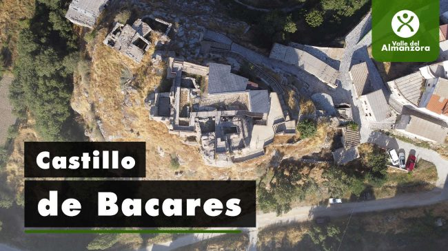 Castle and viewpoint of Bacares