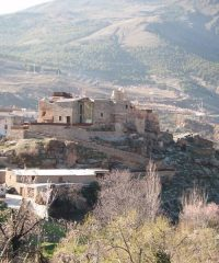 Bacares Castle