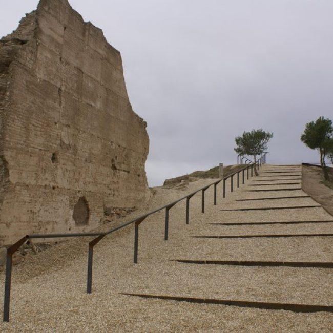 Castillo de Oria