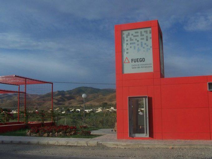 Valle de Almanzora Fire Interpretation Center