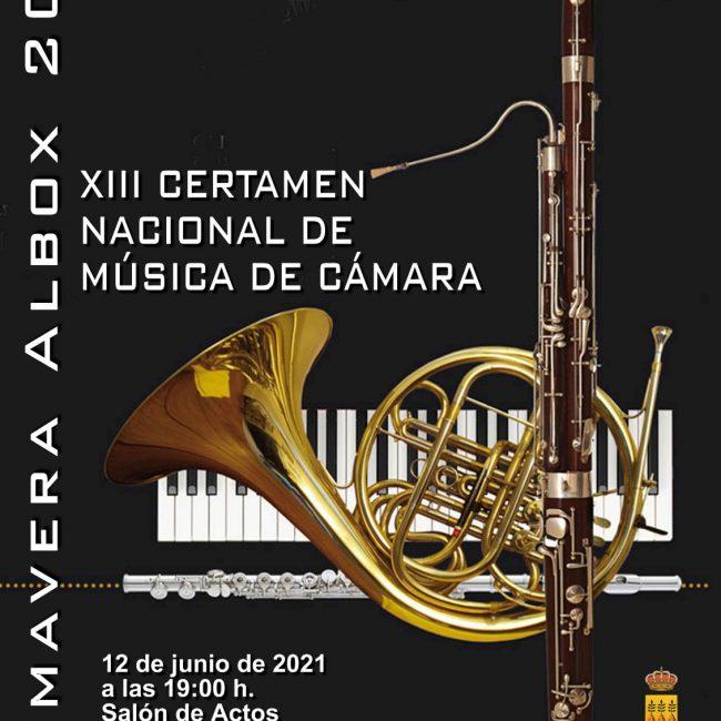 Festival Nacional de Arte – Primavera Albox 2021
