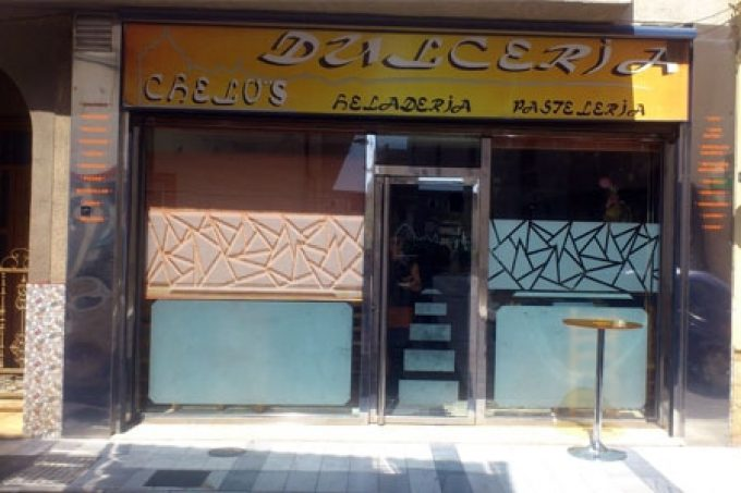 Cake shop – Bar Chelo's
