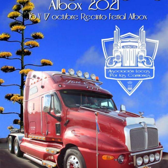 II Concentración de Camiones, Clásicos y Autocaravanas Albox 2021