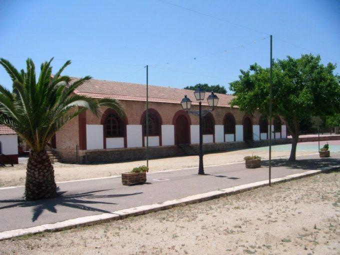 Old Railway Station of Zurgena