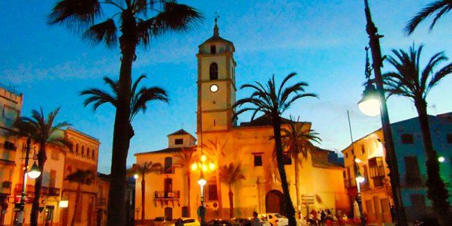 Iglesia de Santa Maria – Albox