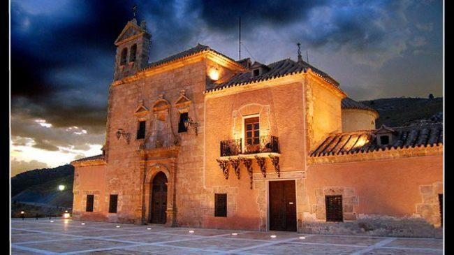 Visita Santuario del Saliente y Basílica de Oria
