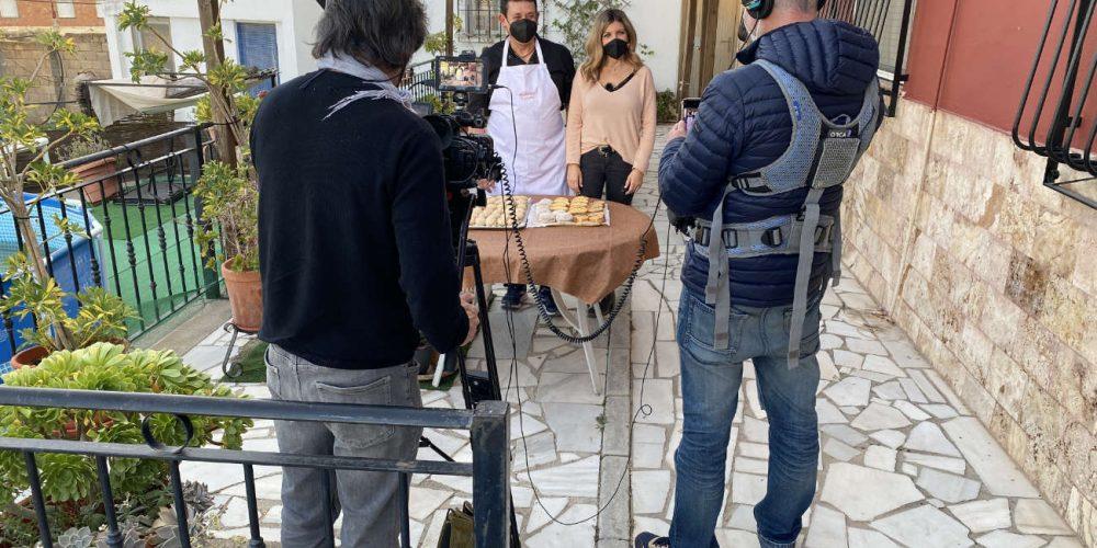 La Comarca del Almanzora aparecerá en varios reportajes de AQUÍ LA TIERRA en TVE
