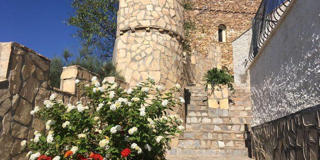 Barrio del Castillo de Lijar