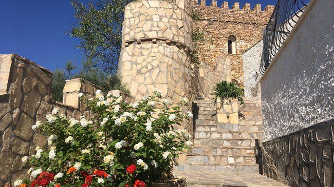 Castle District of Lijar