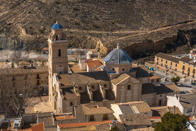 Iglesia-Basílica de nuestra Señora de las Mercedes