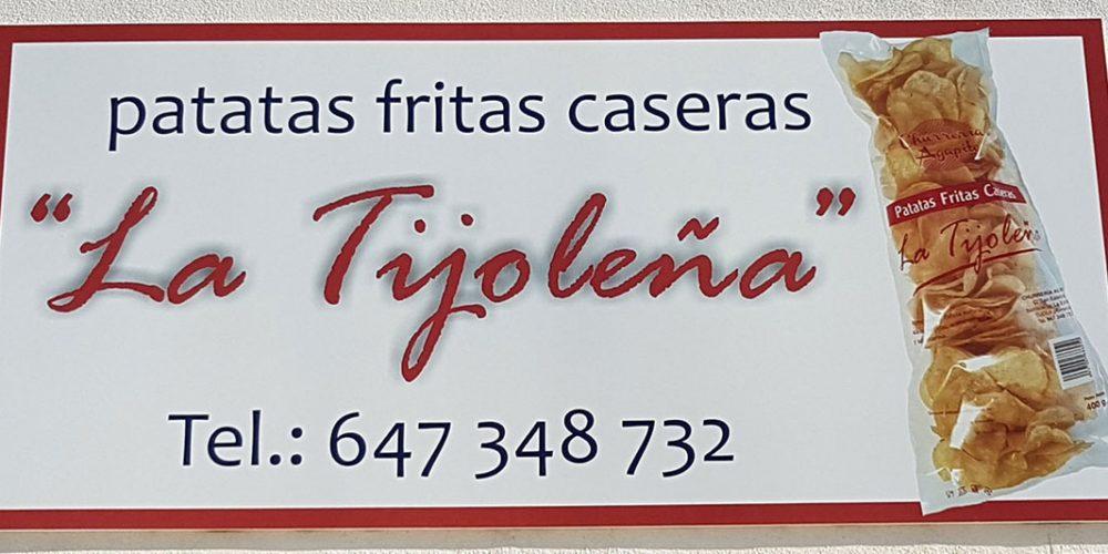 Patatas Caseras La Tijoleña – Churrería Agapito