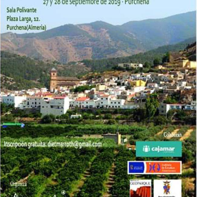 IV Coloquio Paisaje, Agricultura e Identidad Territorial