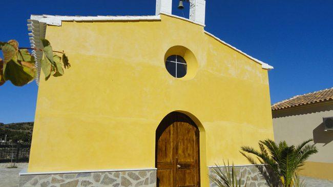 Ermita de San Roque – Suflí