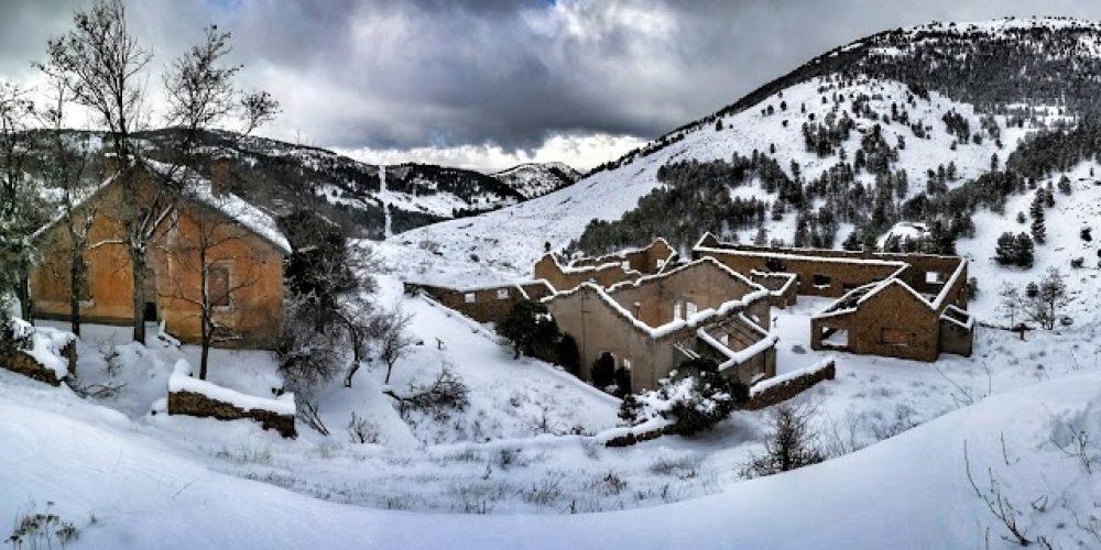 7 pueblos almerienses donde perderte en invierno