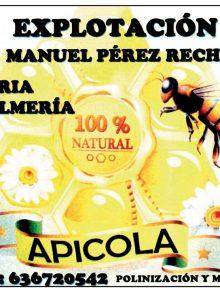 Miel de Oria Manuel Perez Reche