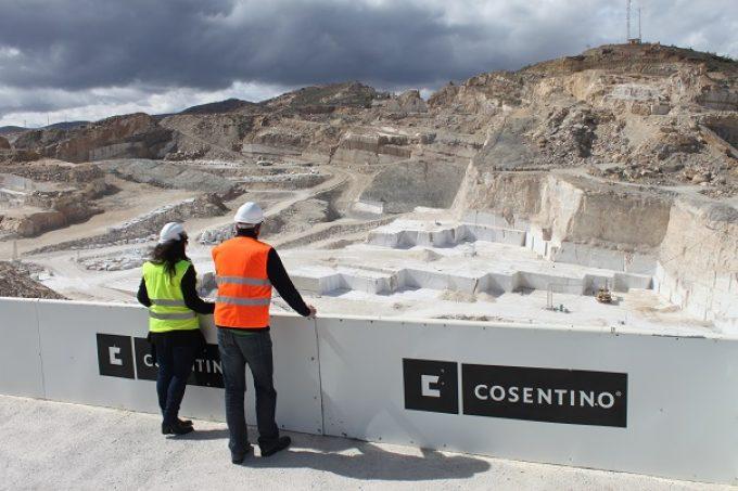 Viewpoint Las Canteras de Cosentino