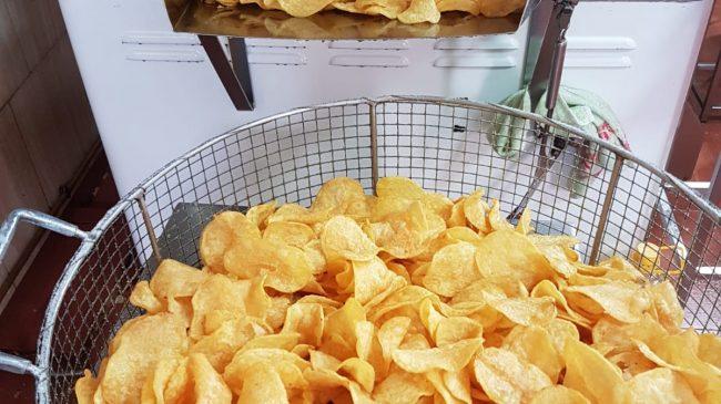 Patatas CaserasLa Tijoleña